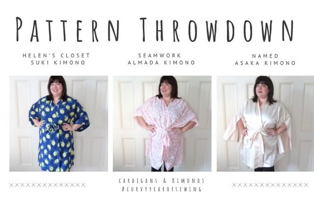 68d81e51e Pattern Throwdown – Kimono Edition | Curvy Sewing Collective ...