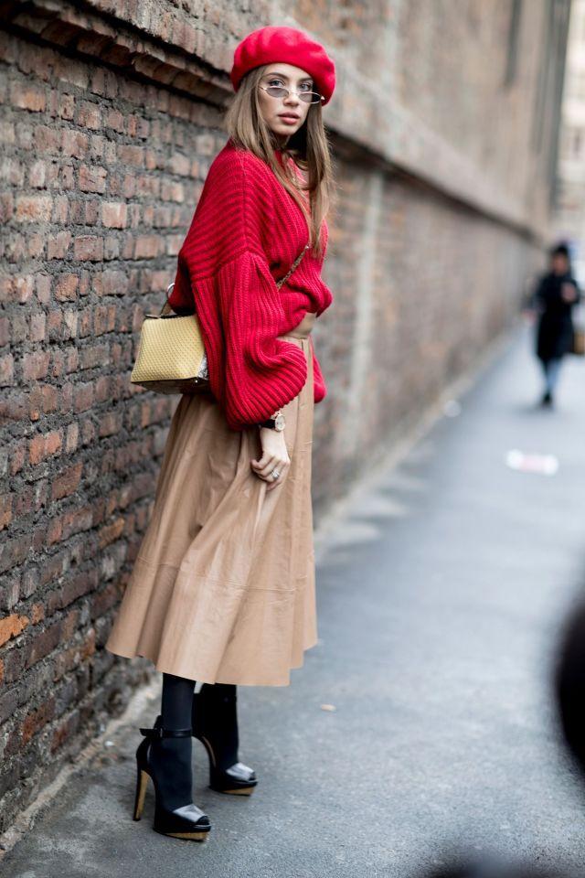 151ccb3cde46 Come abbinare il trucco agli abiti rossi ❤ I beauty look per un ...
