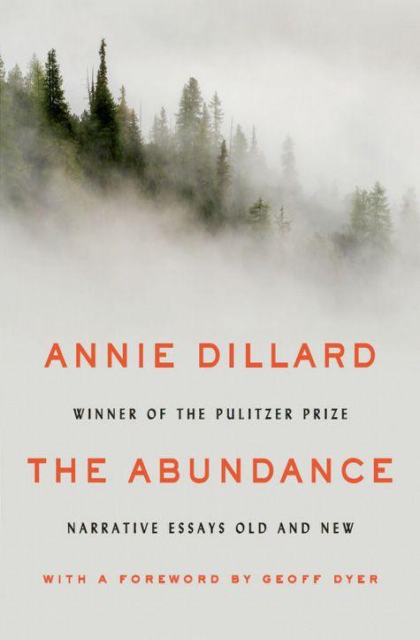 Annie dillard terwilliger bunts one essay