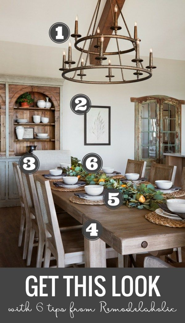 Joanna Designed Another Dining Room Masterpiece With The A Lot Of Options House From Layered Table Settings To Rustic Farmhouse Chandelier