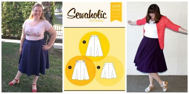 8c1203692b Winners! Your Favorite Patterns of 2016 | Curvy Sewing Collective ...