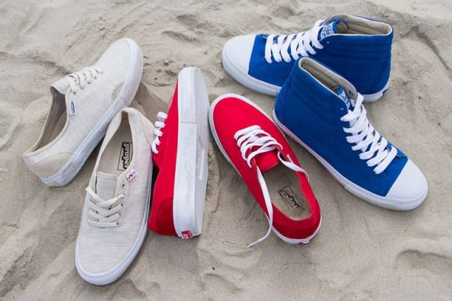 a933896b0a5 Proper Joins Forces With Vans Vault For Native American and ...