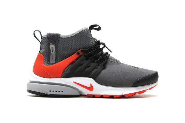 39aebd425a4d Nike Modifies the Air Presto Mid Utility for the Spring