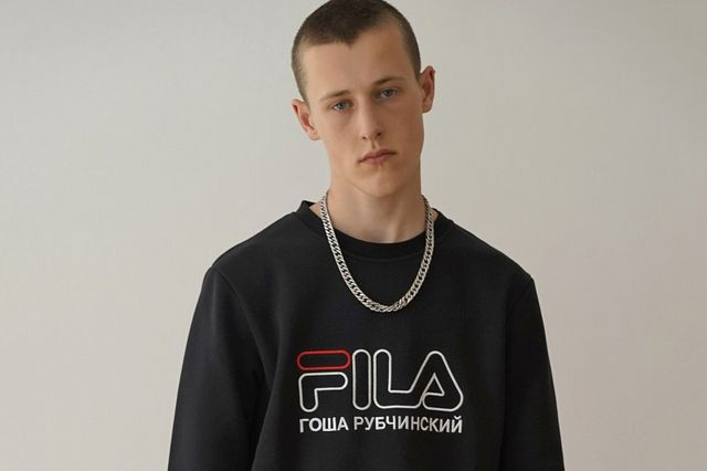 Here Is Where You Can Pick up Gosha Rubchinskiy's 2017