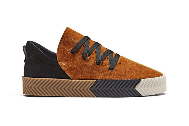 8a120f4f148a A First Look at the adidas Originals by Alexander Wang Skate Shoe ...