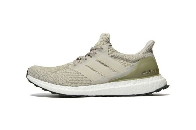 bc7764194eed3 adidas Drops Its Grey   Olive UltraBOOST 3.0