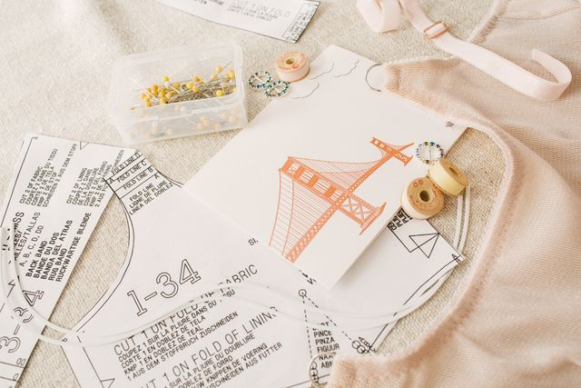0ea5fef61cfa4 Attention Cali Folks! Sign up for Bra Making with Madalynne in San ...