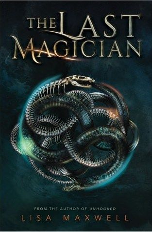 Review} The Last Magician by Lisa Maxwell #devilsthief