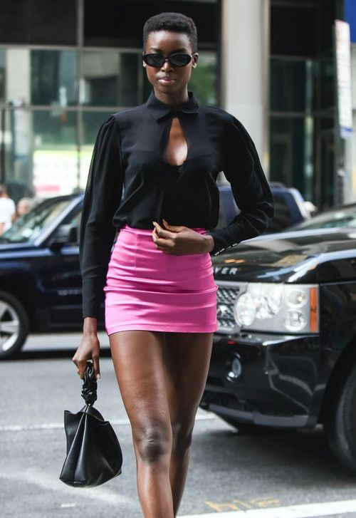 c7116fb0a91c All The Street Style Hairstyles From NYFW 2019 That You ll Want To ...