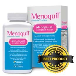 Menoquil Reviews: Forget Hot Flashes and Mood Swings with Menoquil