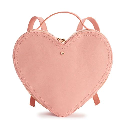 c97e3cfac46 10. LC Lauren Conrad Heart Backpack, $59. Can you say cutest backpack ever?  Valentine's Day or not, this little heart-shaped accessory is going to make  it's ...