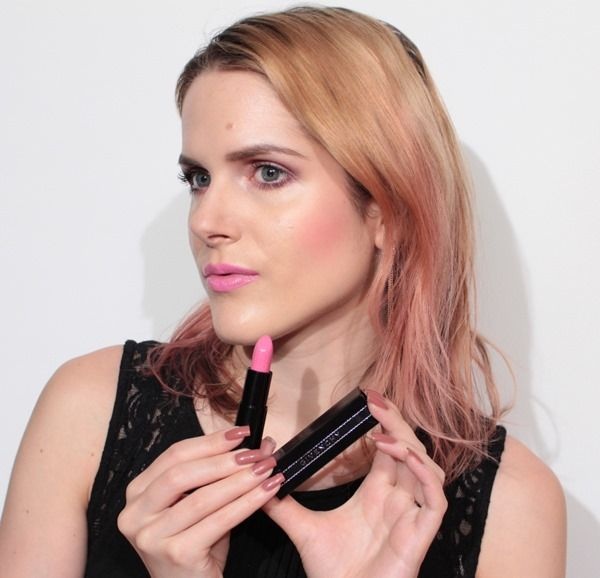 Givenchy Rouge Interdit Wild Rose Mackarrie Beauty Style Blog