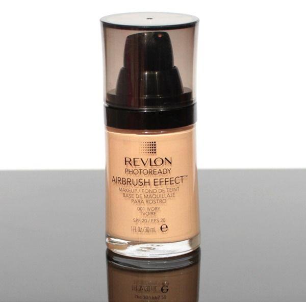 35753d43918a5 Revlon Photoready Airbrush Effect Makeup Review   MacKarrie Beauty ...