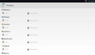 Ponydroid Download Manager 1 2 2 Android app | FeJe - Where