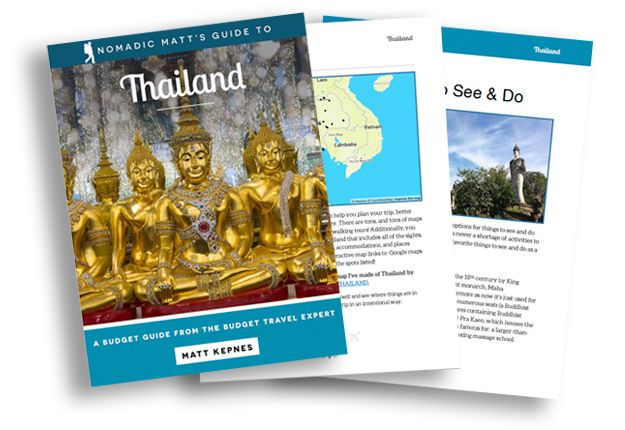How to Get Around Thailand on the Cheap in 2019 | Nomadic