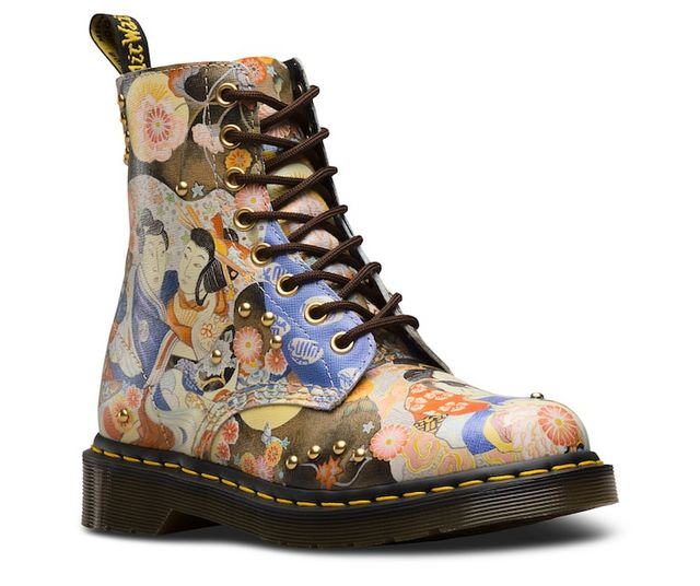 Doc Martens Releases 'Eastern Art' Collection Inspired by