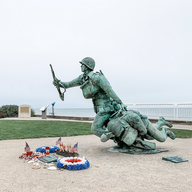 Europe recap day 3: Normandy | More Pieces of Me | Bloglovin'
