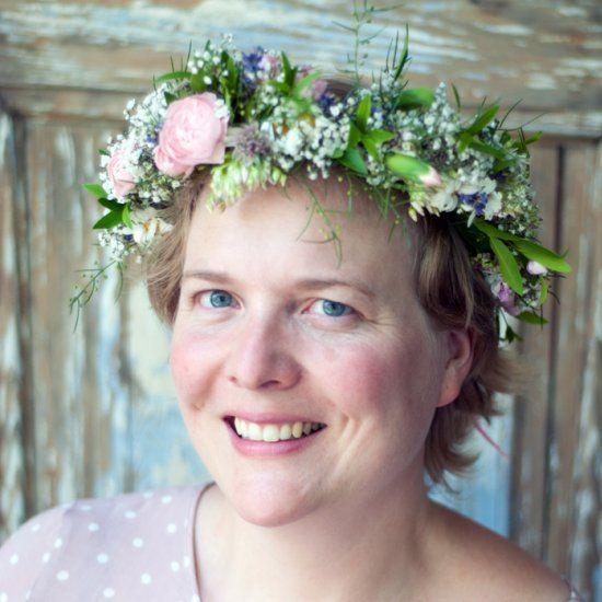 Midsummer Flower Crown Craft Gawker Bloglovin