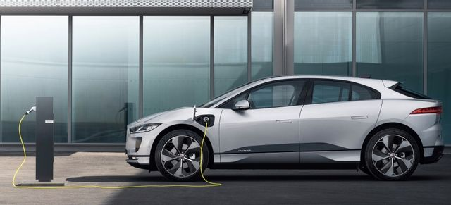 jaguar's 2021 ipace features faster charging and an