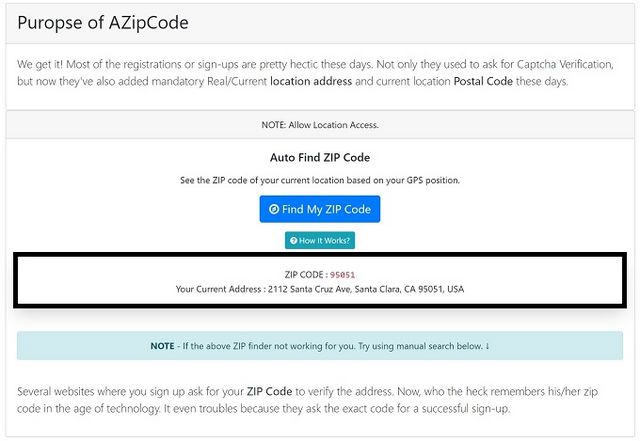 How Zip Codes Help Us To Find Accurate Location Posts By Paul