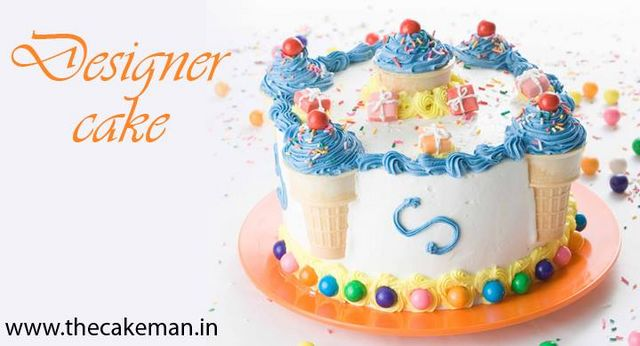 A Beautiful Birthday Cake With Small Wishes Will Definitely Brings Cheer On Your Friends Or Loved
