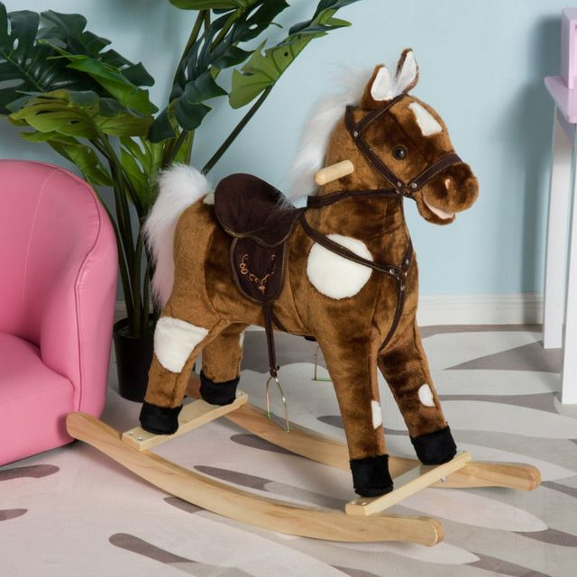 Getting A Best Rocking Horse And Make Your Children Happy