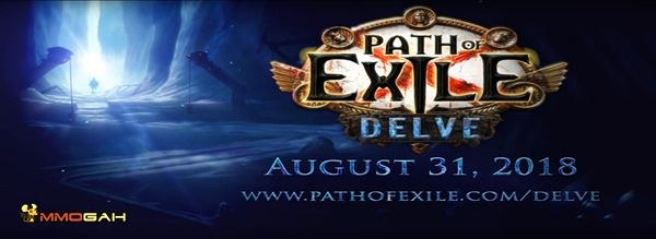 Path of Exile: Delve will Come on August 31 | Posts by