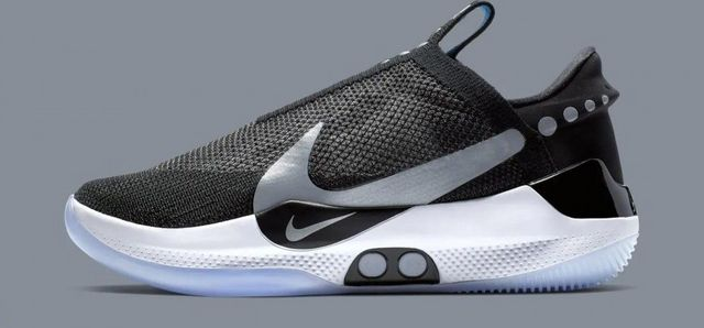 70d853530d Nike has just unveiled a new pair of intelligent automatic lacing shoes.  Samsung is considering sneakers that track the performance of athletes.