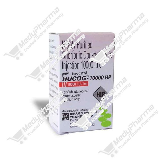 Buy Hucog 10000 iu Tab | Liquid Form - HCG | 100% secure