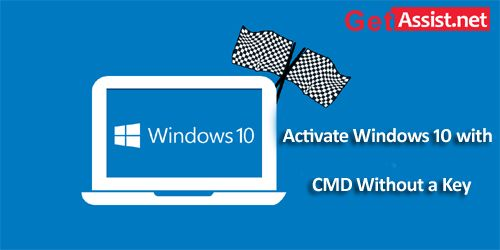 How to Activate Windows 10 With CMD Without Key? | Posts ...