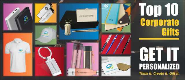 Best 10 Creative Corporate Gifts Ideas