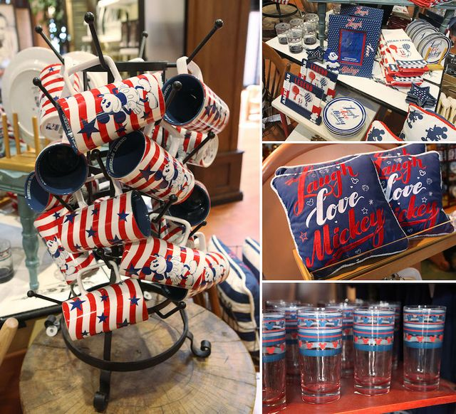 6d1eecc6f5648 Star-Spangled Americana Collection Now Available for Summer Fun at ...