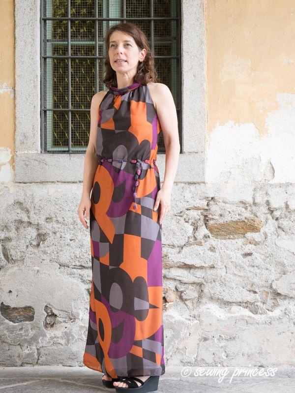 05ca6e0c08256d 1960s Vintage Burda Joan Dress   Sewing Princess   Bloglovin'