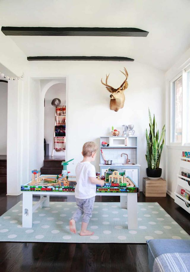 4ecac0a10770d A Sophisticated Playroom | Emily Henderson | Bloglovin'